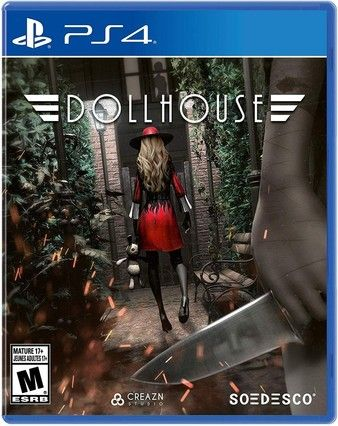Dollhouse PS4 PKG