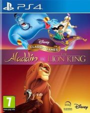 Disney Classic Games: Aladdin and The Lion King PS4 PKG
