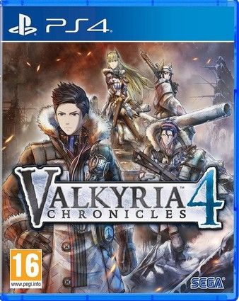 Valkyria Chronicles 4 PS4 PKG