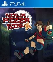 Ninja Pizza Girl PS4 PKG