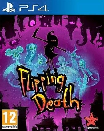 Flipping Death PS4 PKG