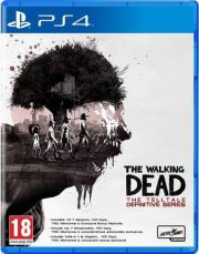 The Walking Dead: The Telltale Definitive Series PS4 PKG