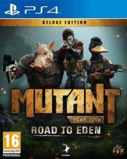 Mutant Year Zero: Road to Eden PS4 PKG