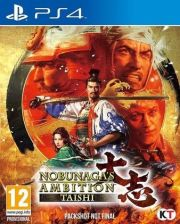 NOBUNAGA'S AMBITION: Taishi PS4 PKG
