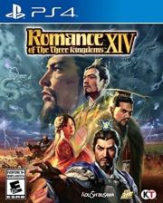 ROMANCE OF THE THREE KINGDOMS XIV PS4 PKG