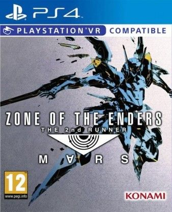 ZONE OF THE ENDERS: The 2nd Runner – MARS PS4 PKG