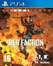 Red Faction Guerrilla Re-Mars-tered PS4 PKG