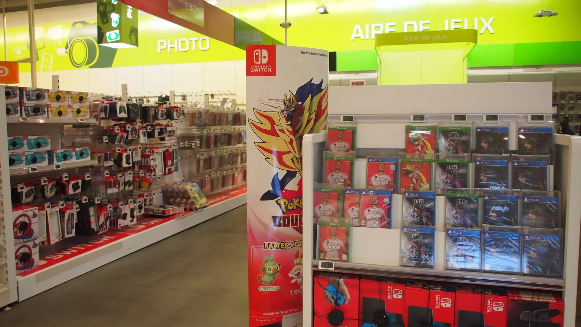 espace gaming boulanger toulouse