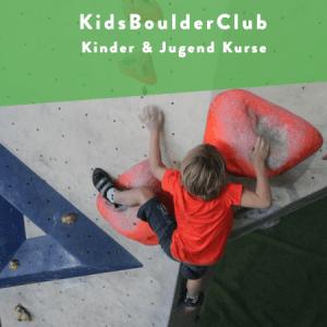 Kinder & Jugend Boulderkurse