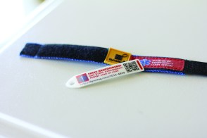 ECI Wristband http://dynotag.hostedbywebstore.com/Dynotag®-Enabled-Emergency-Information-Wristband/dp/B00M3NEV9S
