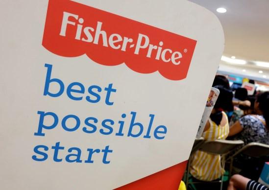dyosathemomma: fisher-price