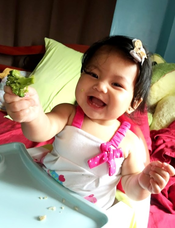 dyosathemomma: healthy food to feed growing babies