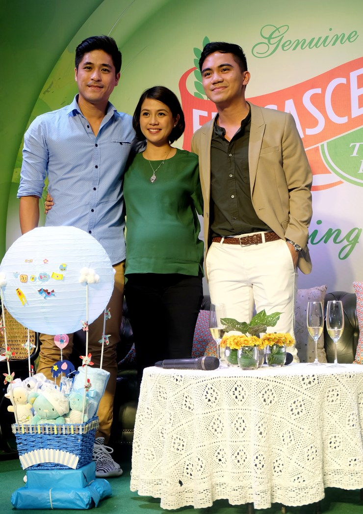 dyosathemomma-Efficascent Relaxing Oil instant pampa-relax with Kaye Abad and Paul Jake Castillo