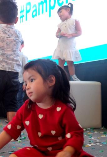 dyosathemomma: Pampers Go Galaw Mornings with Toni Gonzaga and Baby Seve, Olivia Reyes