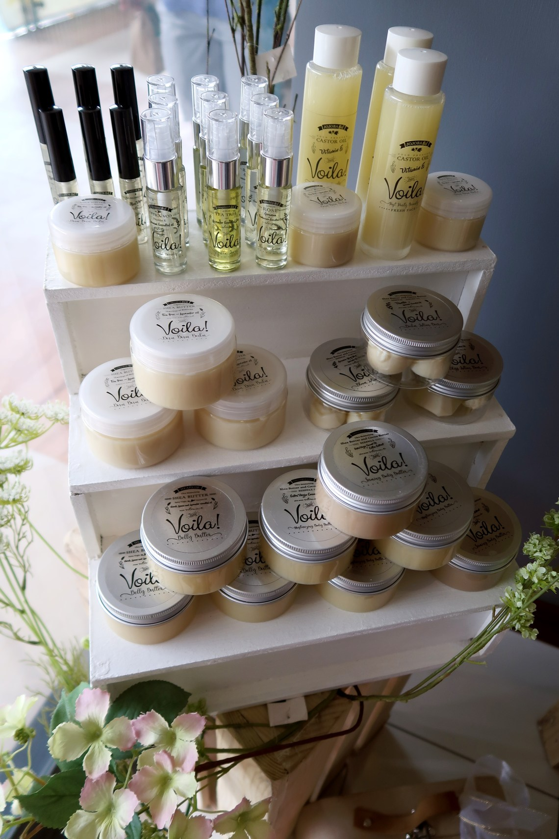 dyosathemomma: Voila products that promote organic living and healthy lifestyle