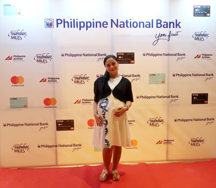 dyosathemomma: PNB-PAL Mabuhay Miles Debit Mastercard Launch at Blueleaf Filipinas Pasay