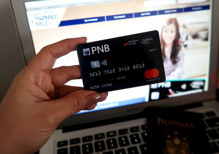 dyosathemomma: PNB-PAL Mabuhay Miles Debit Mastercard