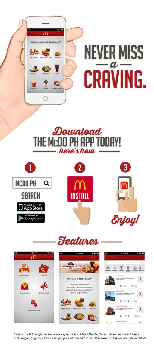 dyosathemomma: McDelivery-food delivery app