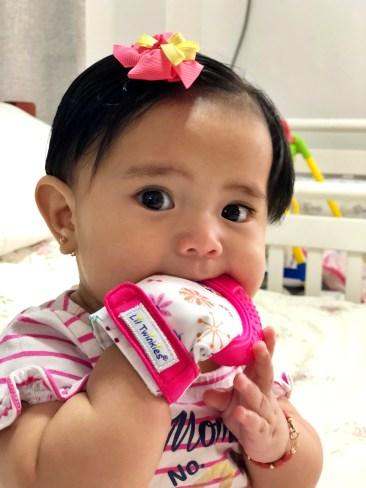 dyosathemomma: Li'l Twinkies review, mommy blogger ph, chewy mitten, Mariana Jazrine