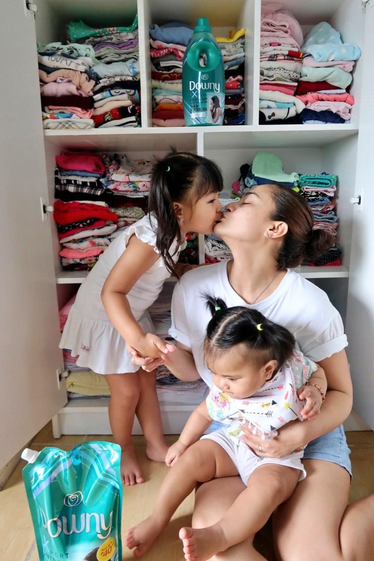 dyosathemoamma: Downy Kontra Kulob Review, mommy blogger ph, Downy Expert Indoor Dry, MariaAmariaMariana