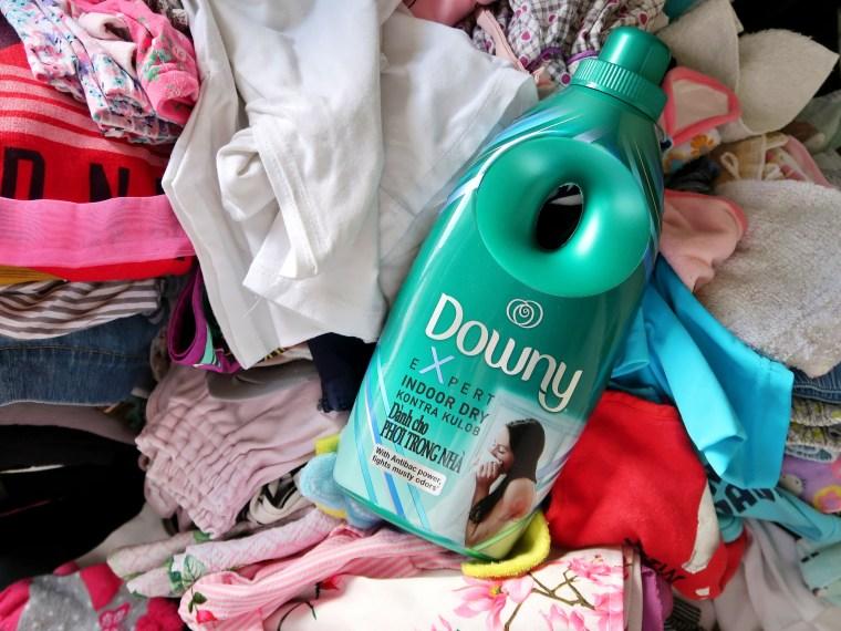 dyosathemoamma: Downy Kontra Kulob Review, mommy blogger ph, Downy Expert Indoor Dry