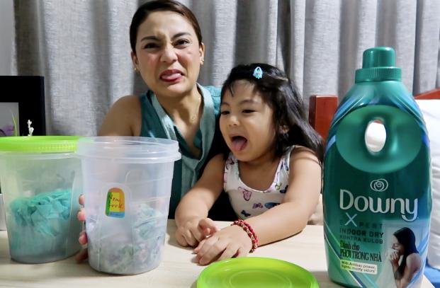 dyosathemoamma: Downy Kontra Kulob Review, mommy blogger ph, AmariaNish
