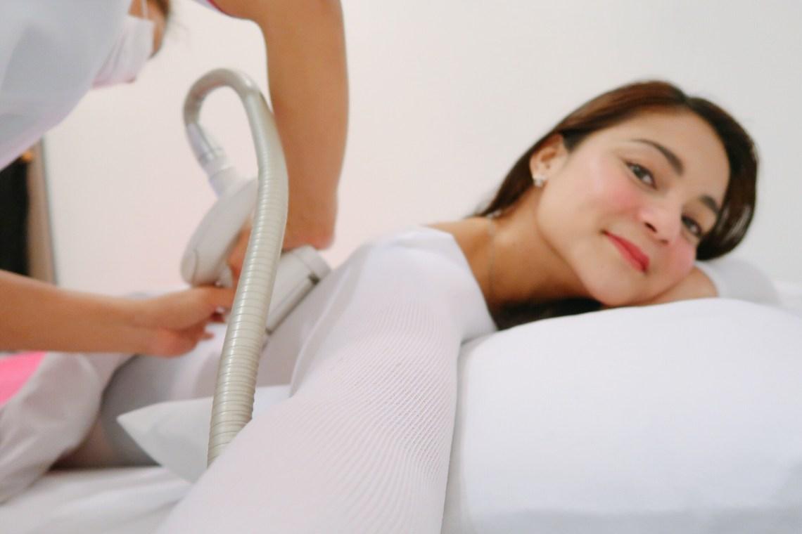 dyosathemomma: Marie France Slimming EDM+ Treatment, mommy blogger ph