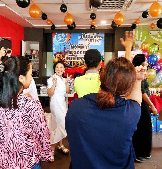 dyosathemomma: Mommy Bloggers Philippines Halloween Party 2019 #McDoParty
