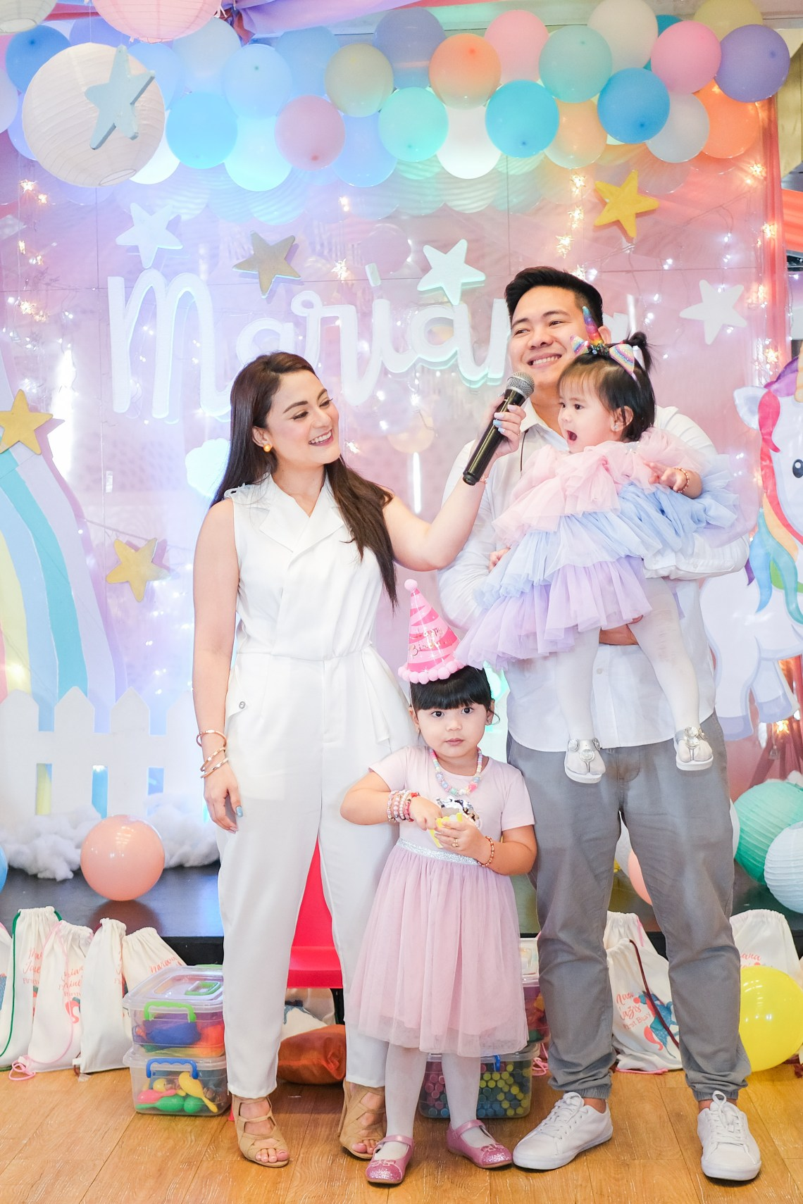 dyosathemomma: First Birthday party Ideas-unicorn theme-Mariana Jazrine-Amaria Niszha-mommy blogger ph-sweets corner-kiddie party ideas-Mhyians Photo