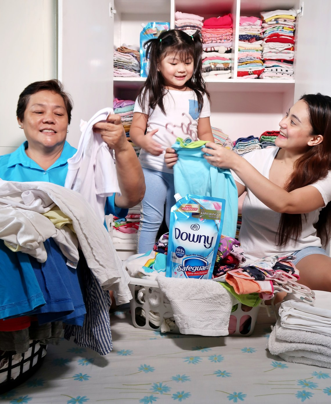 dyosathemomma: Downy AntiBac with Safeguard review, mommybloggerph, best fabric conditioner