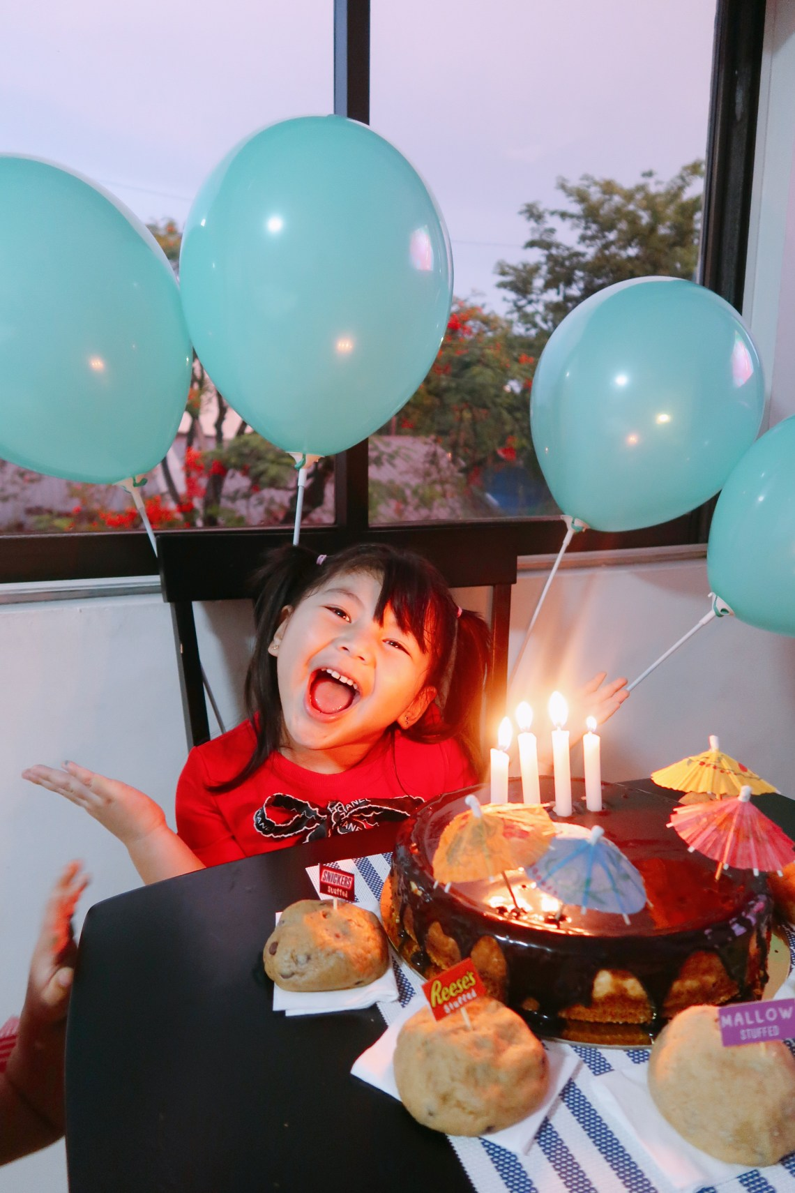 Amaria's birthday