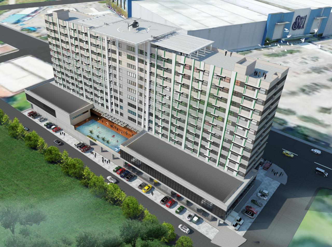 Hotel 101 - Davao Perspective