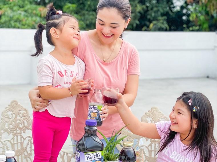 dyosathemomma-Welch's 100% Grape Juice
