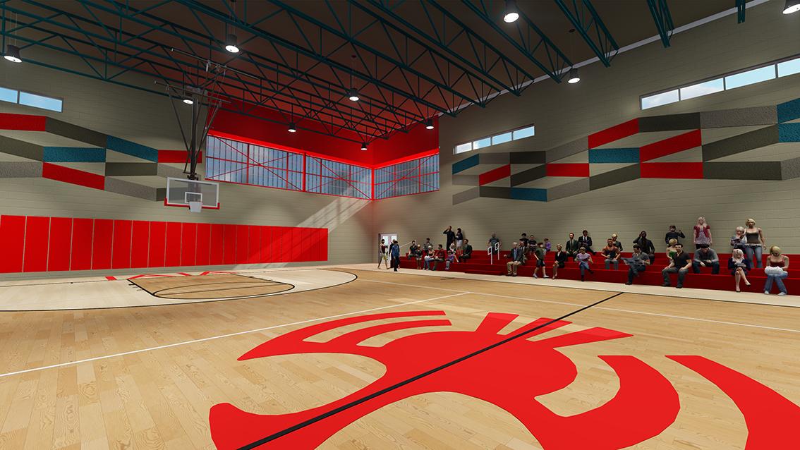 IAIA Multipurpose Performing Arts & Fitness Center