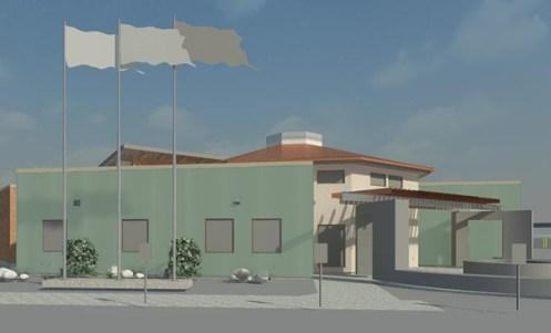 Tonalea Chapter House