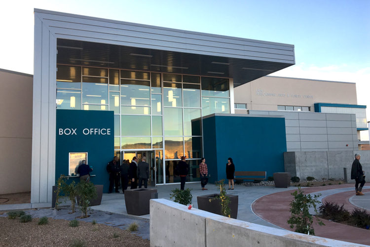 IAIA Performing Arts & Fitness Center Grand Opening 9