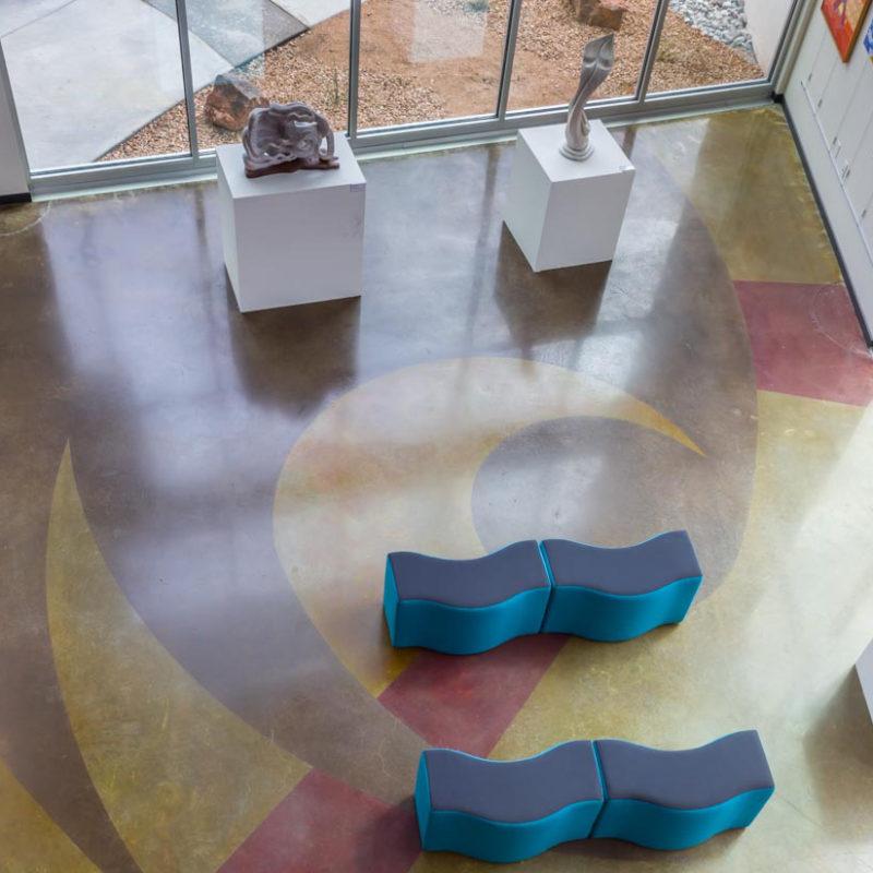 IAIA Welcome Center Lobby 3