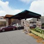 Blanding Health Center Porte Cochere