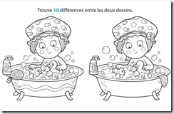 jeu des differences