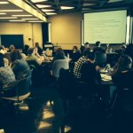 Creative Making brainstorming at U of T iSchool Oct 2014
