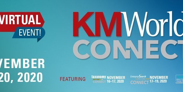 10 Reasons to Attend KMWorld 2020