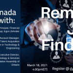 SLACanada Chat: Remote Job Finding, March 18: 4pm (et)