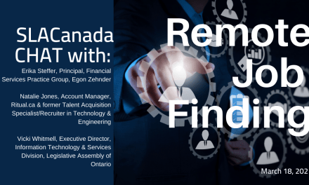 SLACanada Chat: Remote Job Finding – Panel Discussion