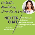 Diana LUU: Linkedin's Diversity & Belonging Strategy