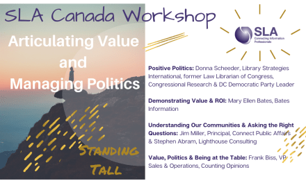 Articulating Value and Positive Politics