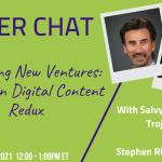 Nexter Chat with Salvy Trojman: Canadian Digital Content