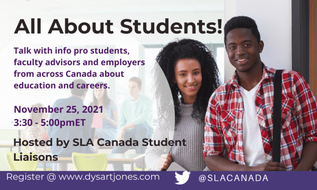 SLACANADA Chat: All About Students