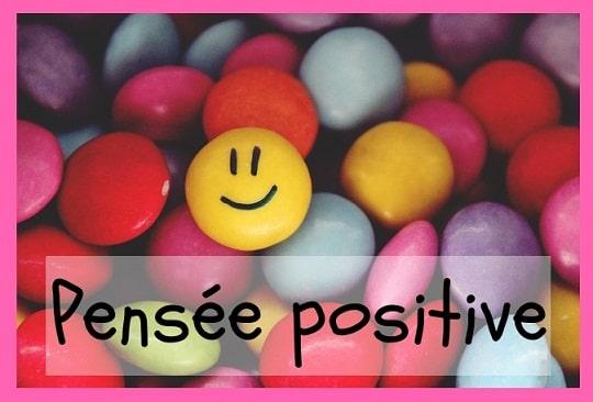 Image pensée positive