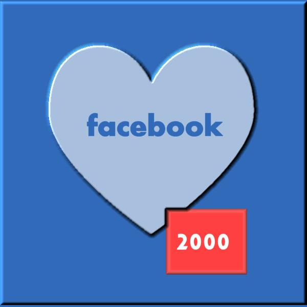 2000 aime sur fb