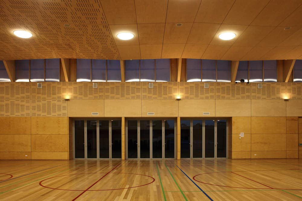 Terremah School - Timber Enhancing